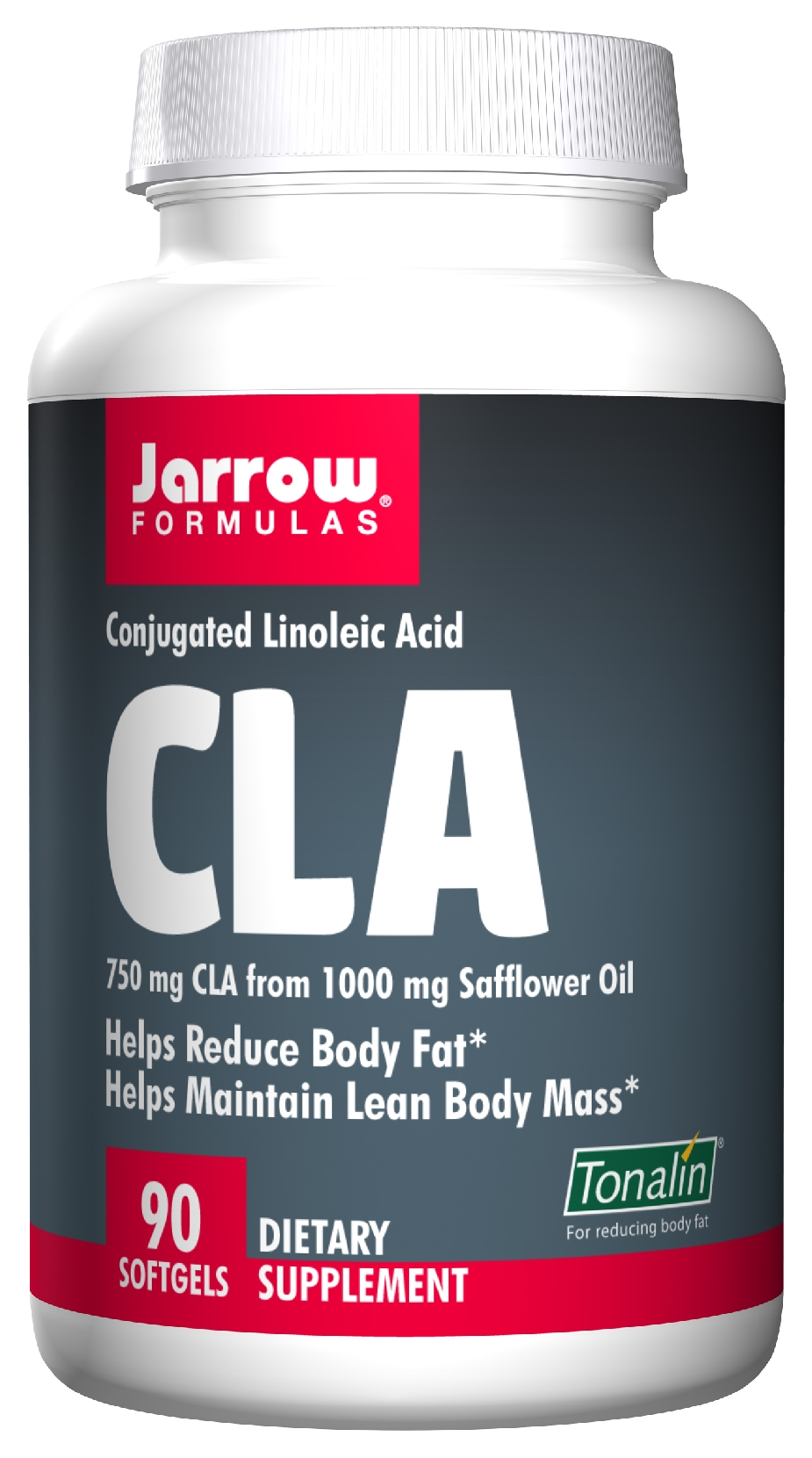 CLA Conjugated Linoleic Acid 90 sgels by Jarrow Formulas