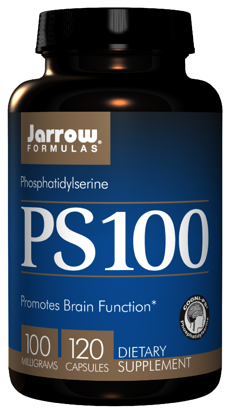PS 100 Phosphatidylserine 100 mg 120 caps by Jarrow Formulas