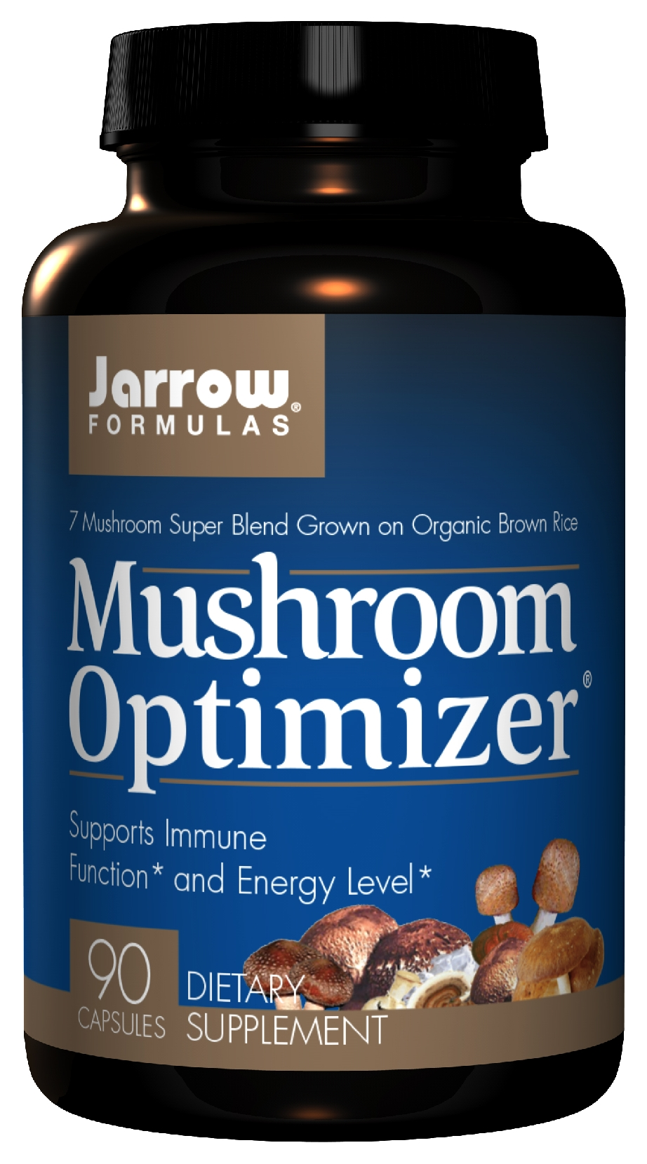 Mushroom Optimizer 90 caps by Jarrow Formulas