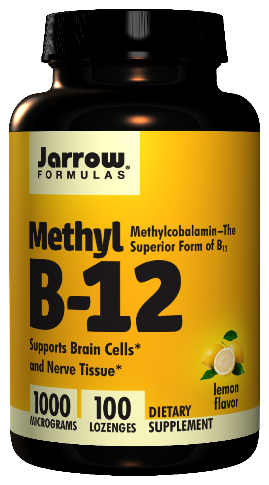 Methyl B-12 1000 mcg 100 Lozenges by Jarrow Formulas