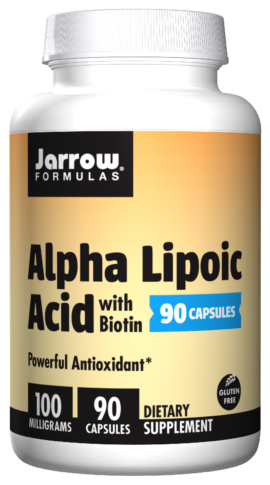 Alpha Lipoic Acid 100 mg 90 caps by Jarrow Formulas