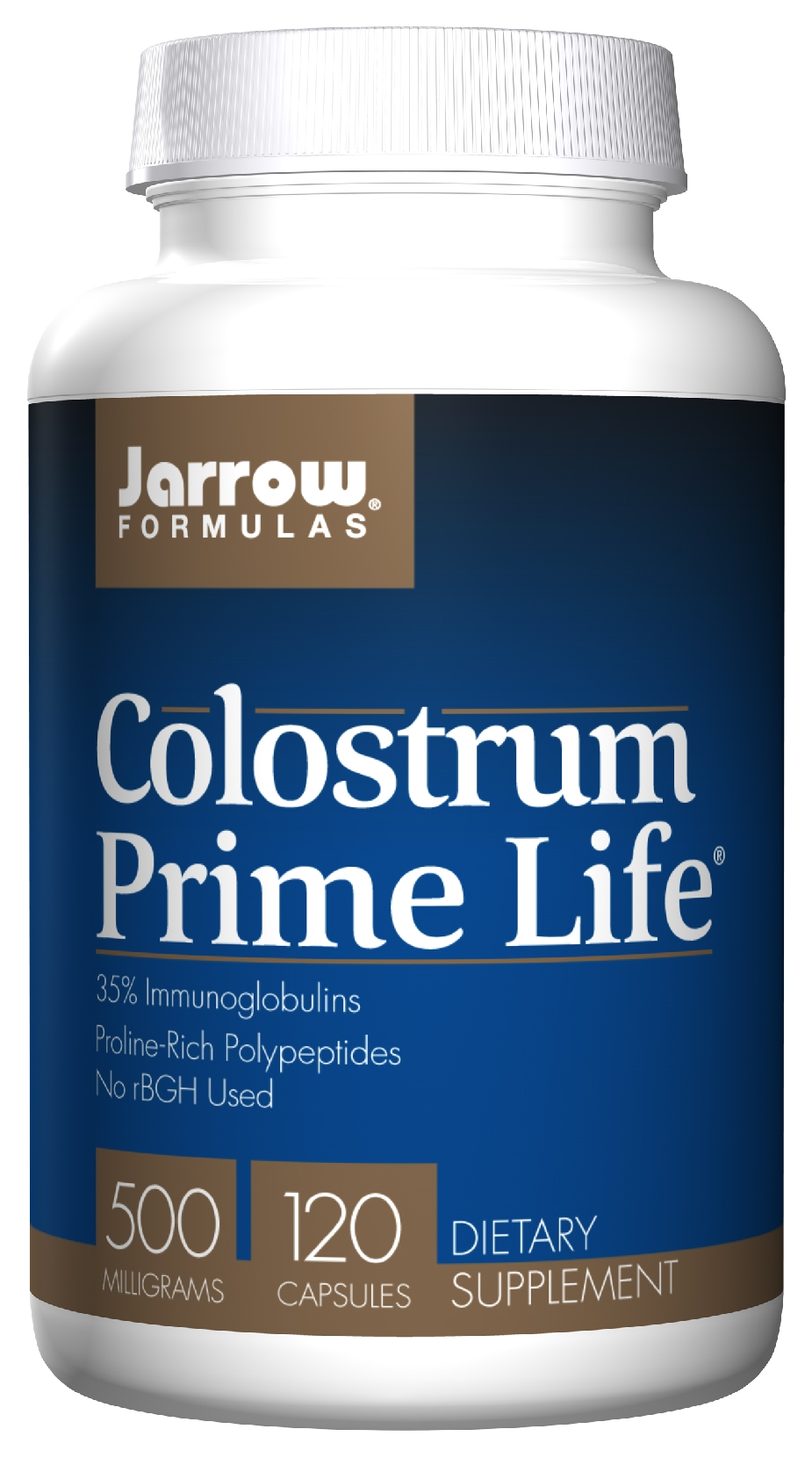 Colostrum Prime Life 500 mg 120 caps by Jarrow Formulas