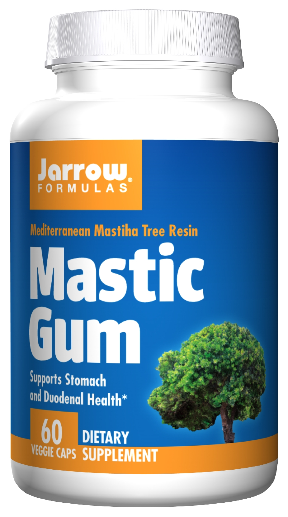Mastic Gum 500 500 mg 60 caps by Jarrow Formulas