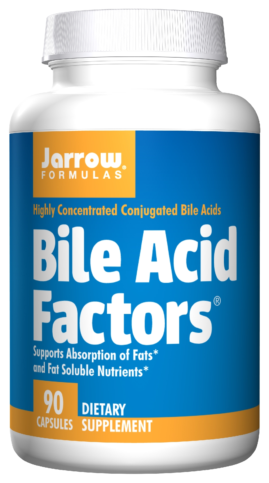 Bile Acid Factors 90 caps by Jarrow Formulas