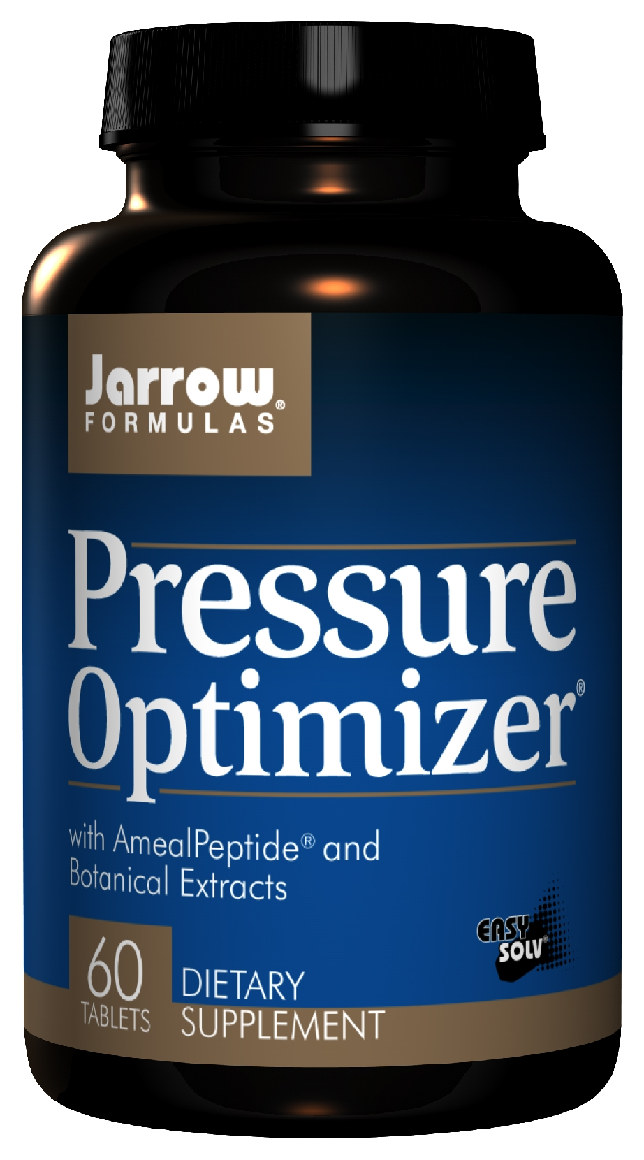 Pressure Optimizer 60 Easy-Solv tabs by Jarrow Formulas