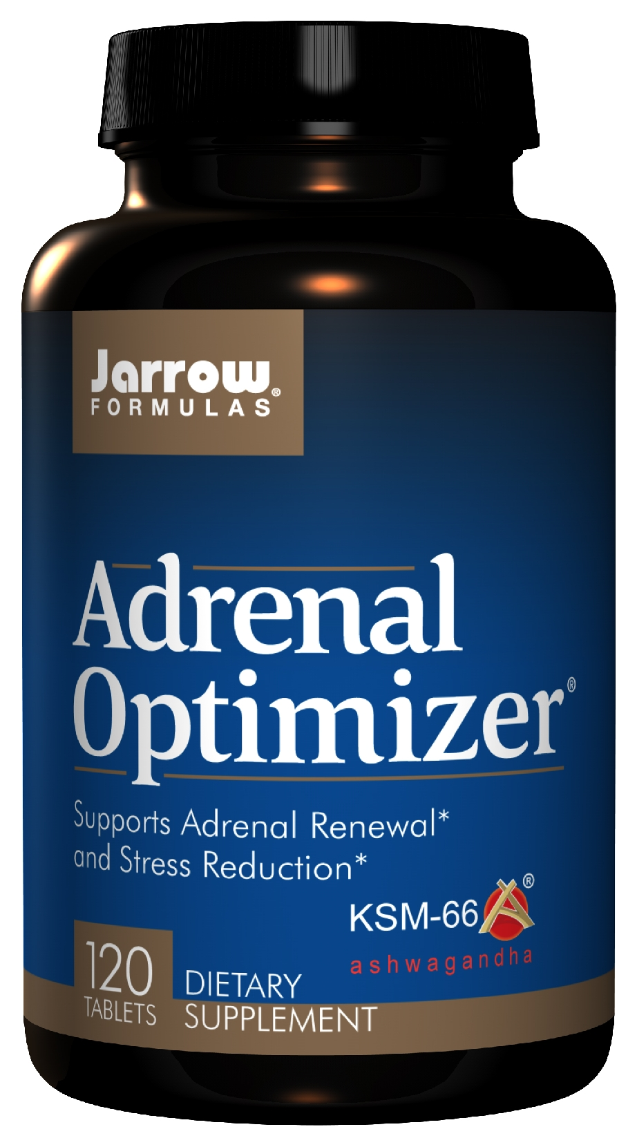 Adrenal Optimizer 120 tabs by Jarrow Formulas