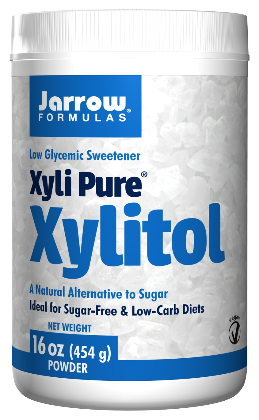 Xyli Pure Xylitol 16 oz (454 g) by Jarrow Formulas