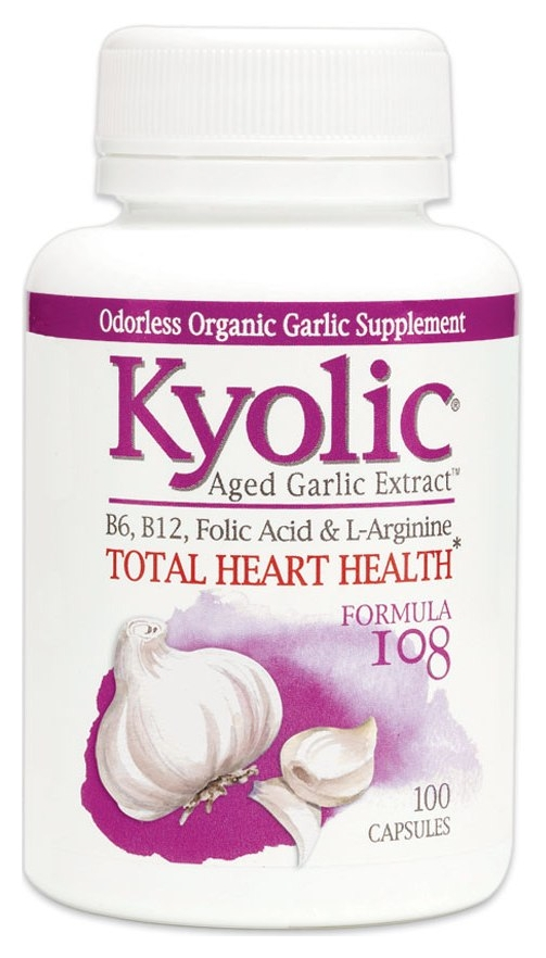 Formula 108 Total Heart Health 100 caps by Kyolic