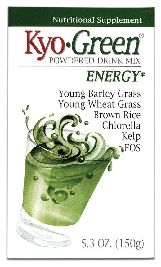 Kyo-Green Powdered Drink Mix 10 oz by Kyolic