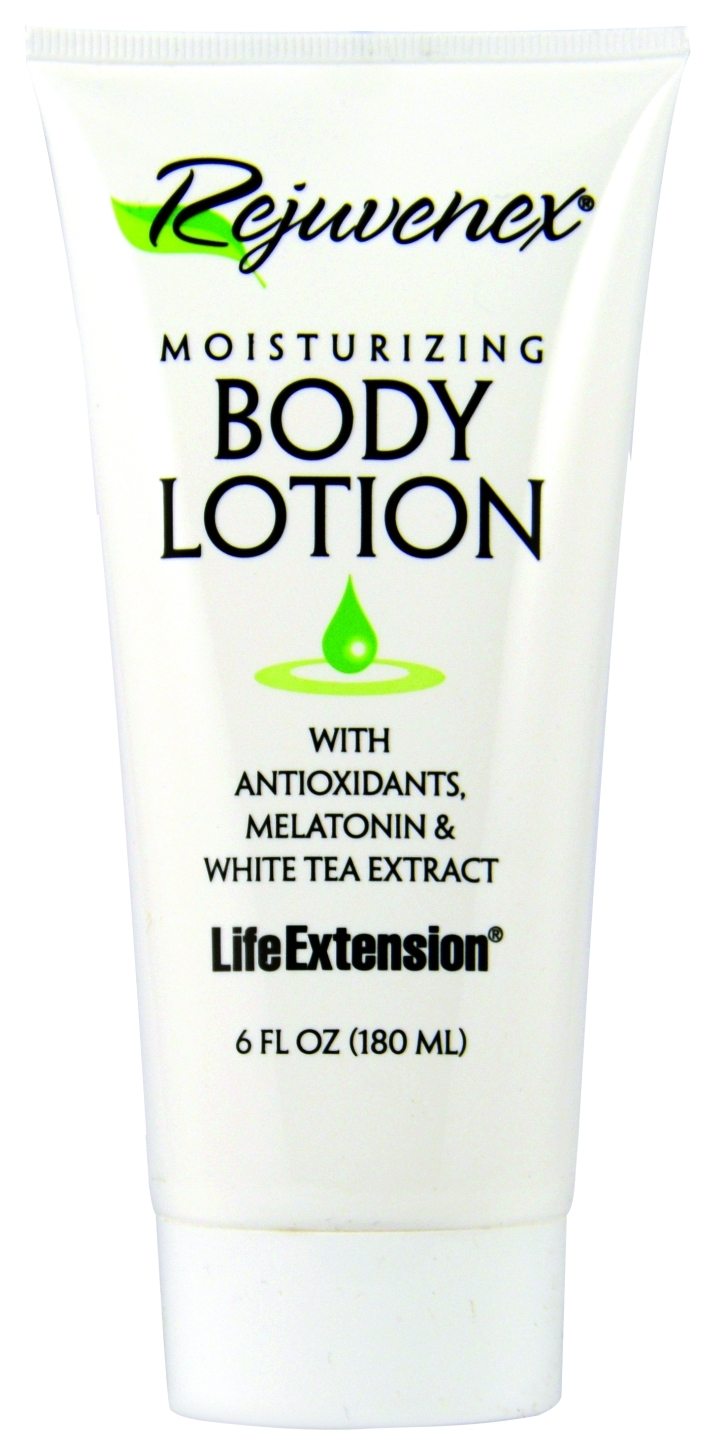 Rejuvenex Moisturizing Body Lotion 6 oz (180 ml) by Life Extension