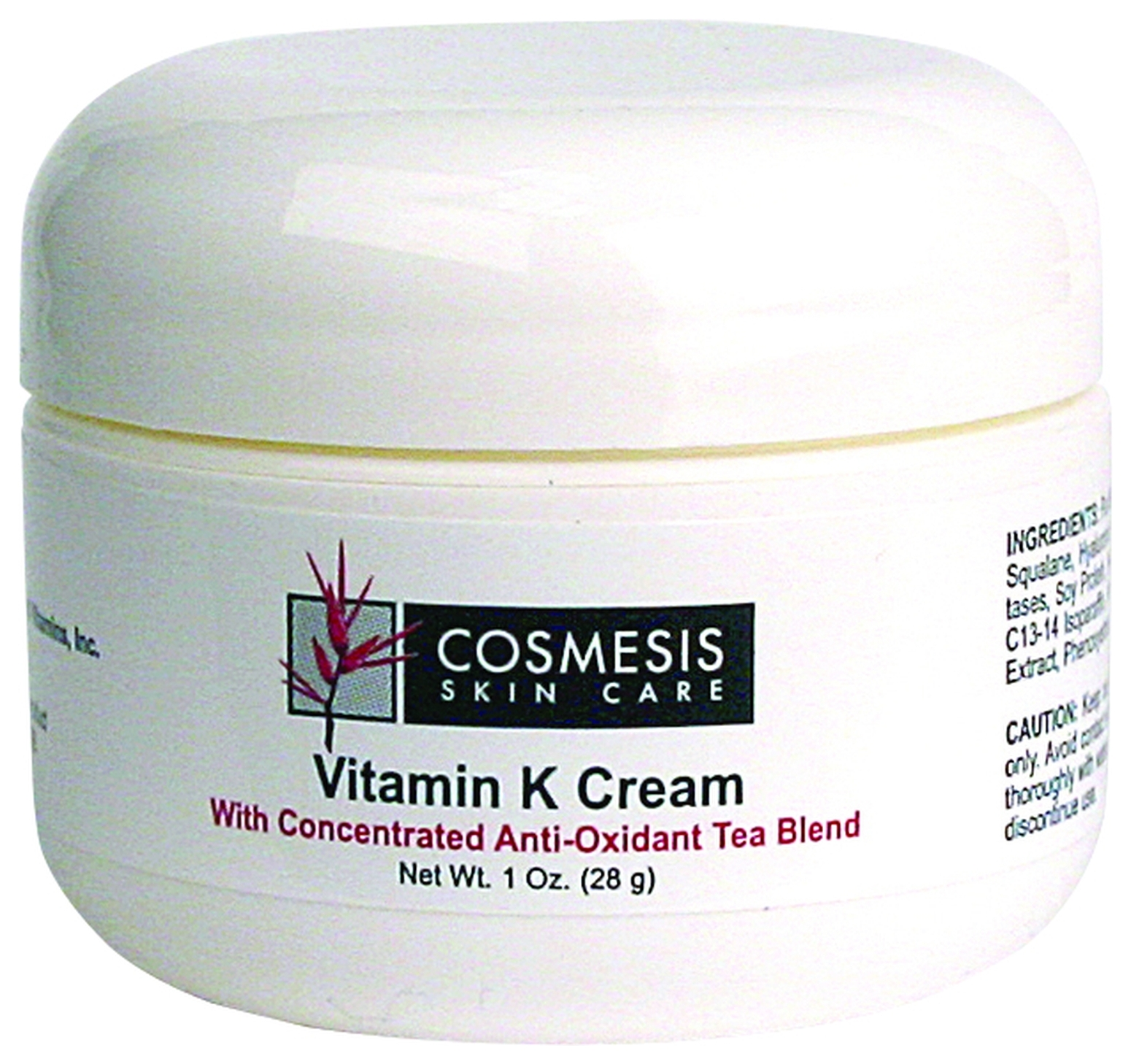 Vitamin K Healing Cream 1 oz by Life Extension
