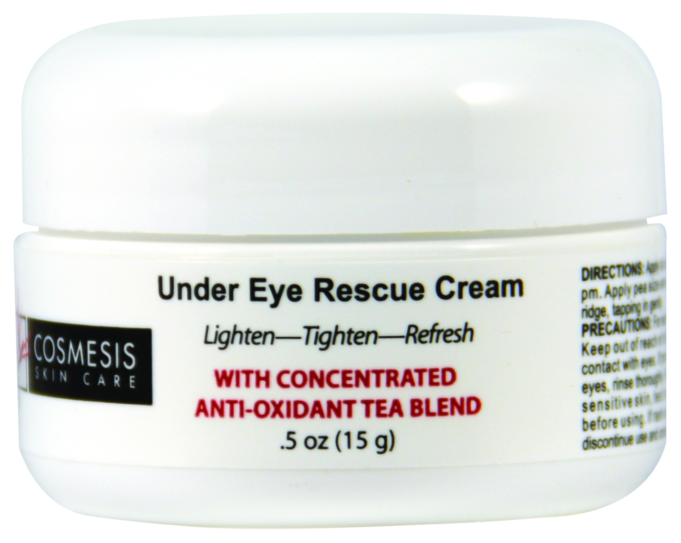 Under Eye Rescue Cream 1/2 oz by Life Extension