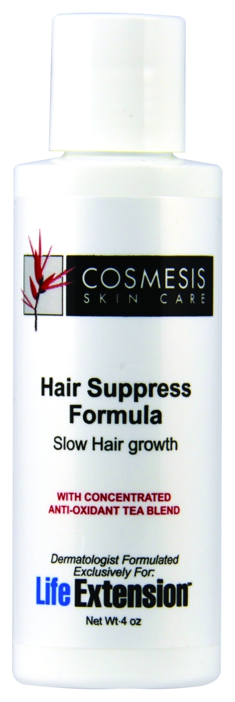 Hair Suppress Formula 4 oz by Life Extension