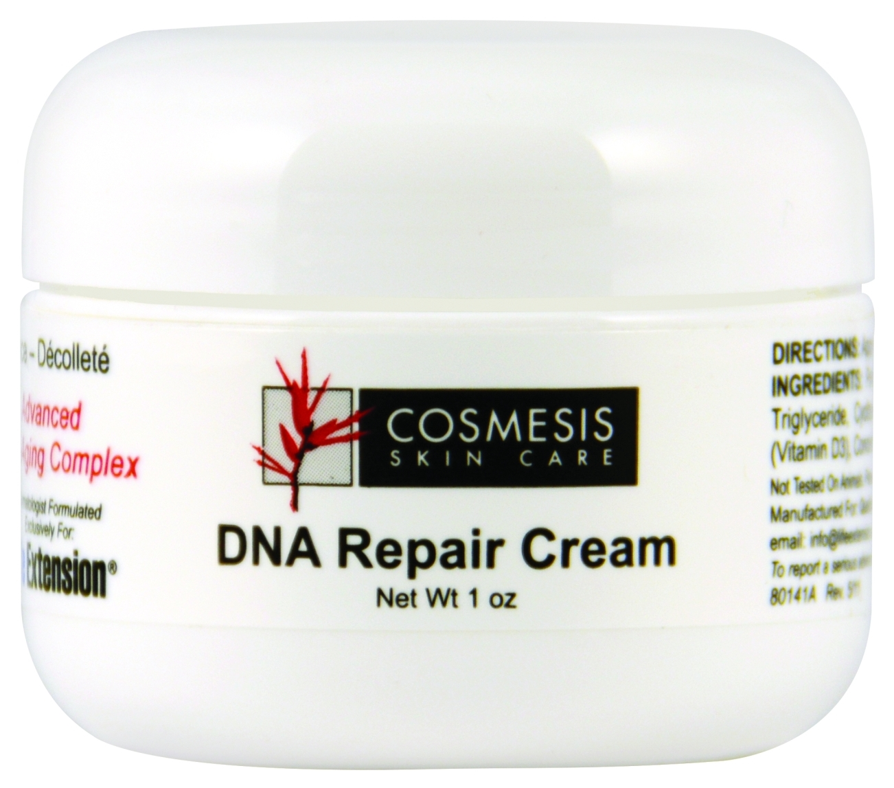 DNA Repair Cream 1 oz by Life Extension