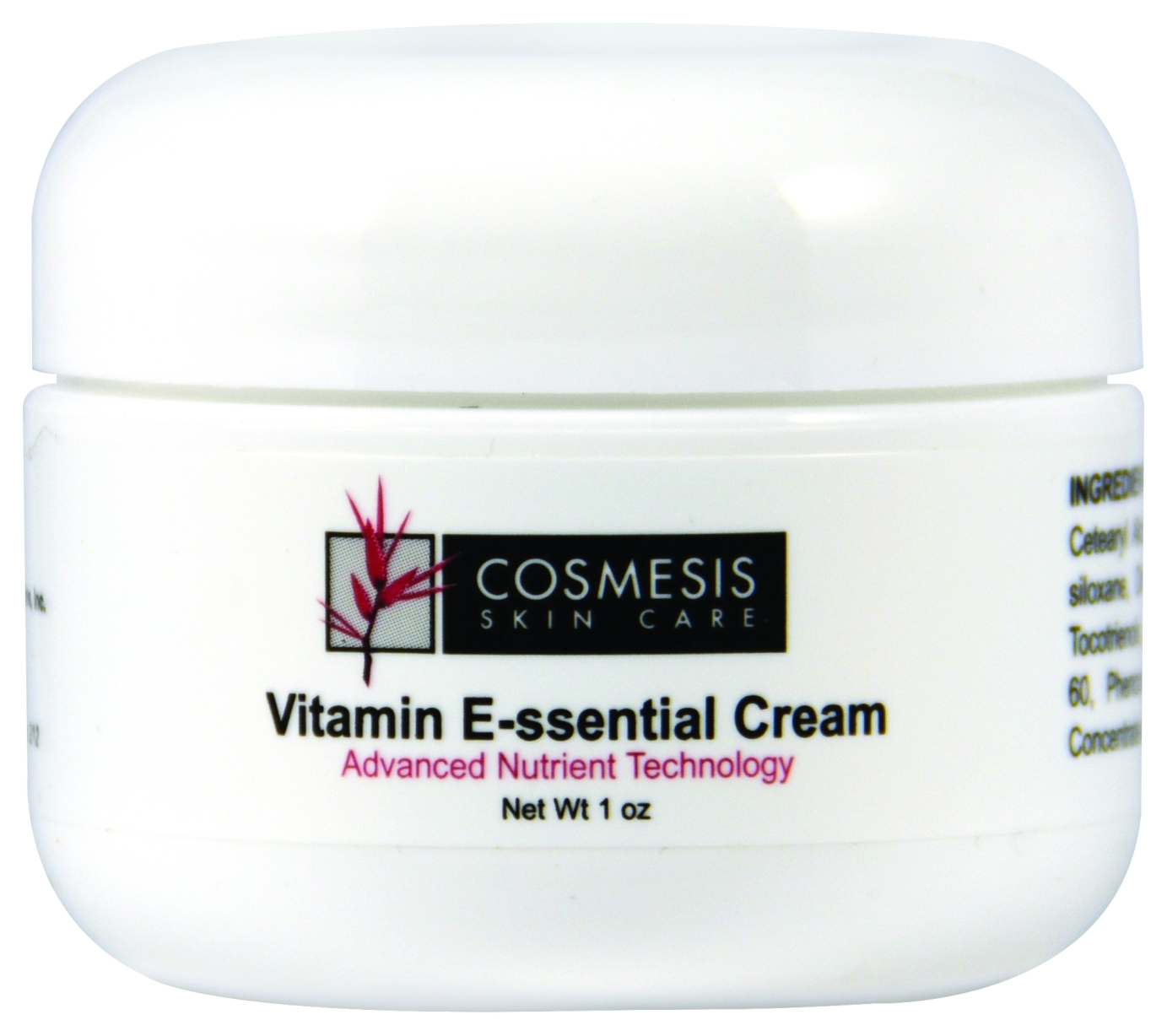 Vitamin E-ssential Cream 1 oz (30 ml) by Life Extension