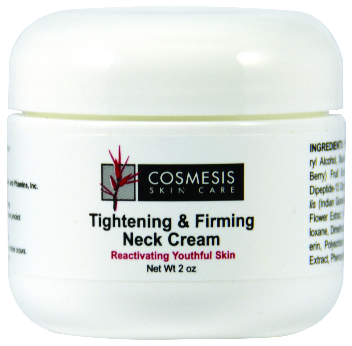 Tightening & Firming Neck Cream 2 oz by Life Extension