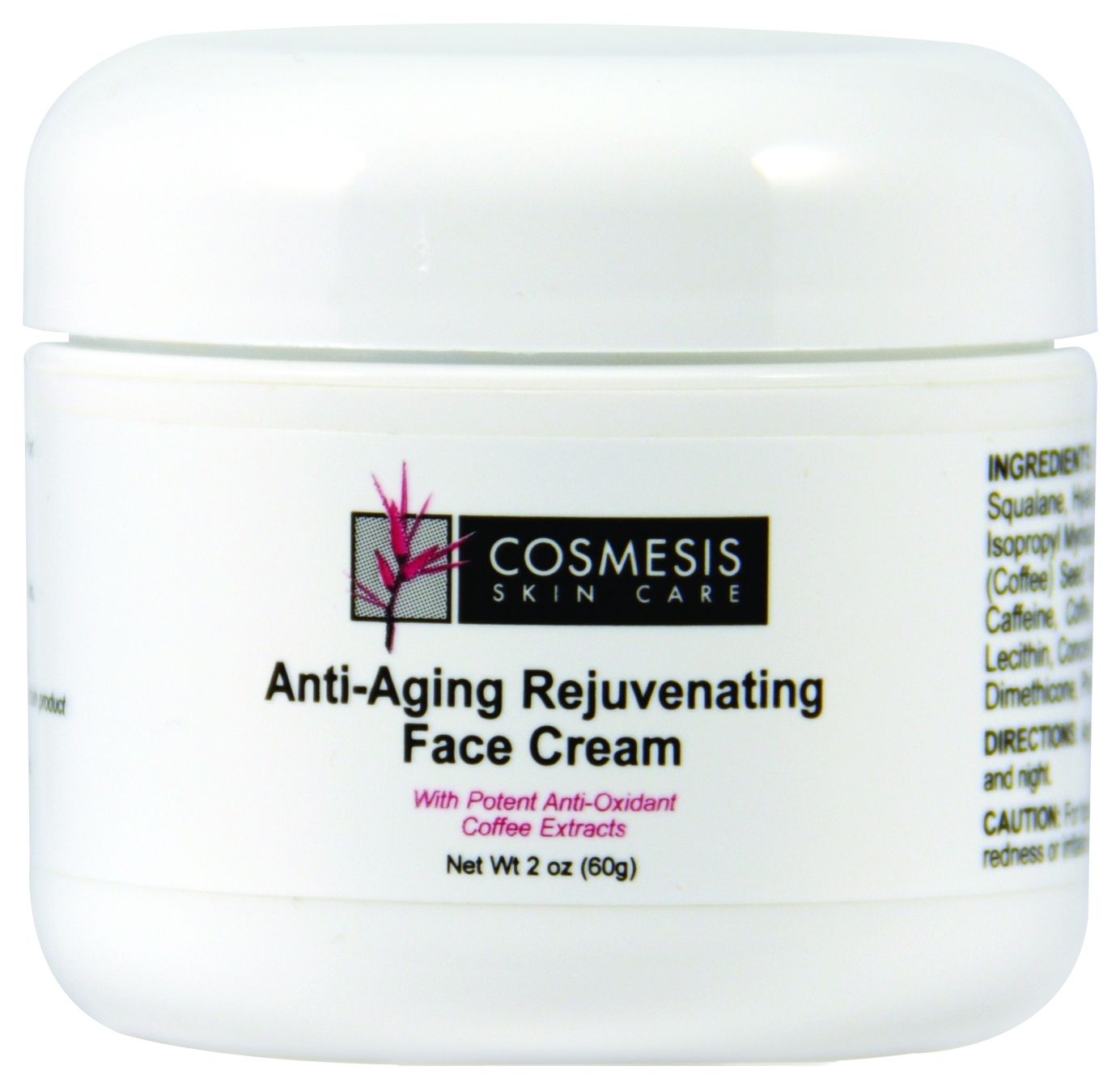Anti-Aging Rejuvenating Face Cream 2 oz by Life Extension