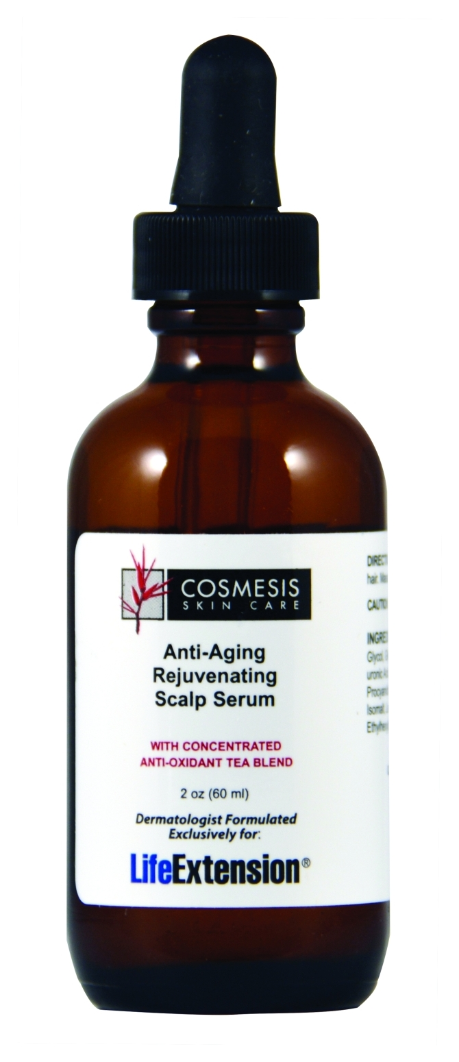 Anti-Aging Rejuvenating Scalp Serum 2 fl oz by Life Extension