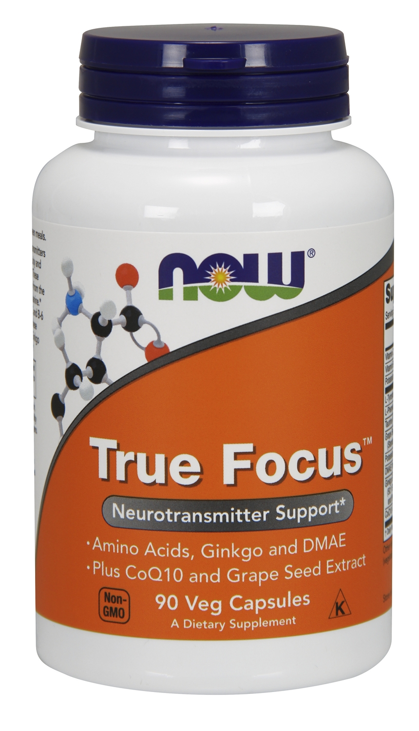 True Focus 90 Vcaps by NOW