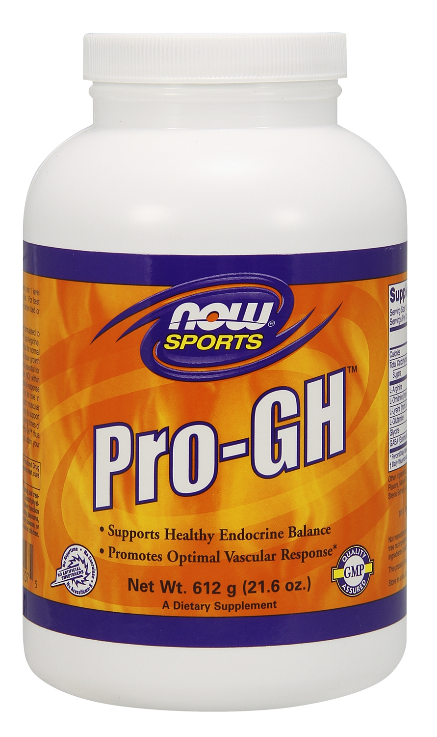 Pro-GH 612 g (21.6 oz) by NOW
