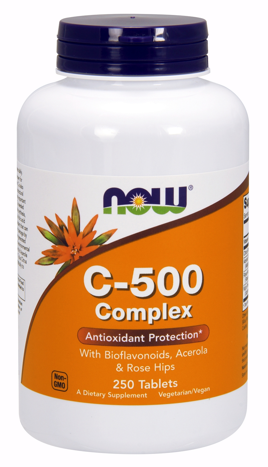 C-500 Complex 250 tabs by NOW