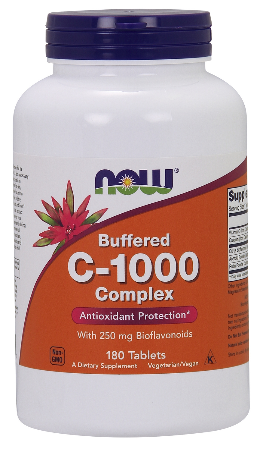 C-1000 Complex 180 tabs by NOW