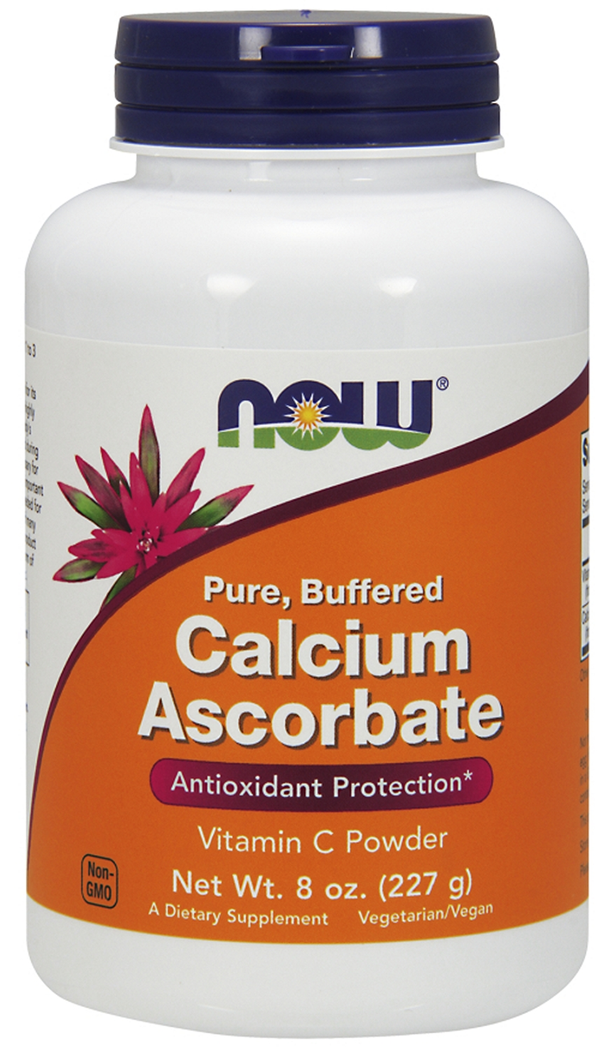 Calcium Ascorbate 8 oz (227 g) by NOW