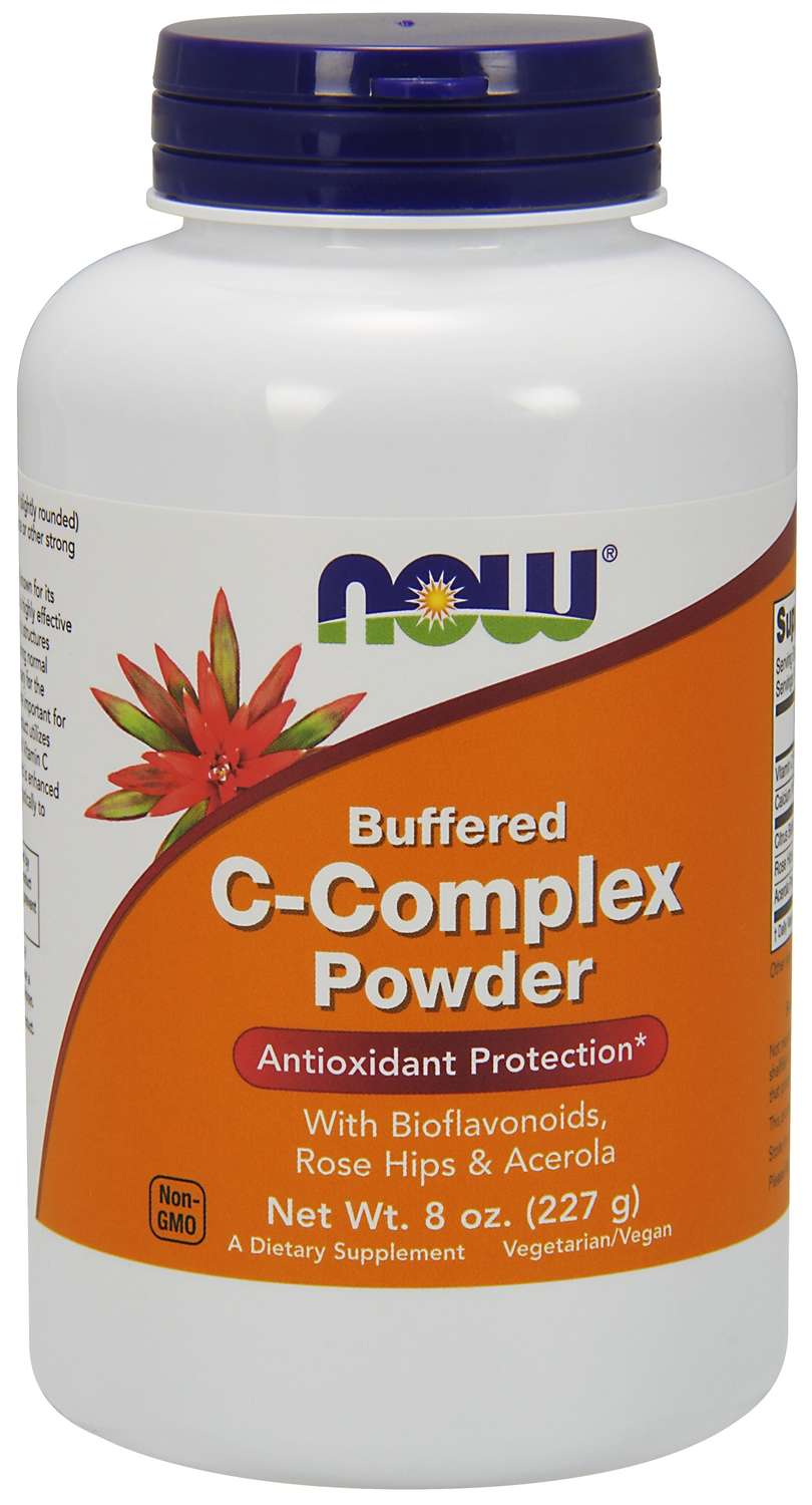 C-Complex Powder 8 oz (227 g) by NOW