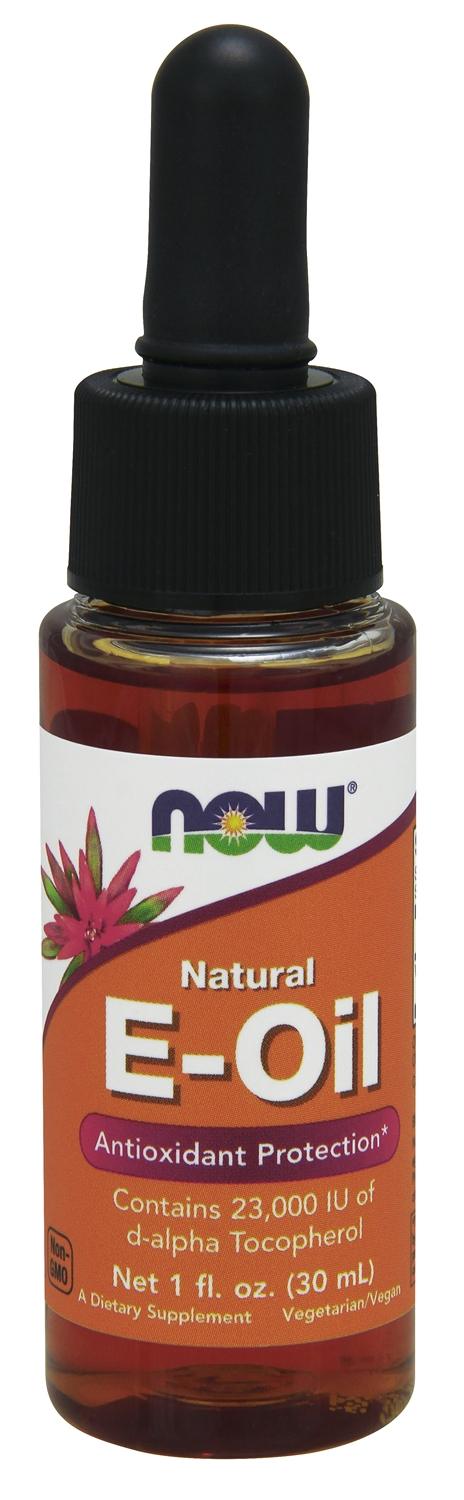 Vitamin E-Oil 1 fl oz (30 ml) by NOW