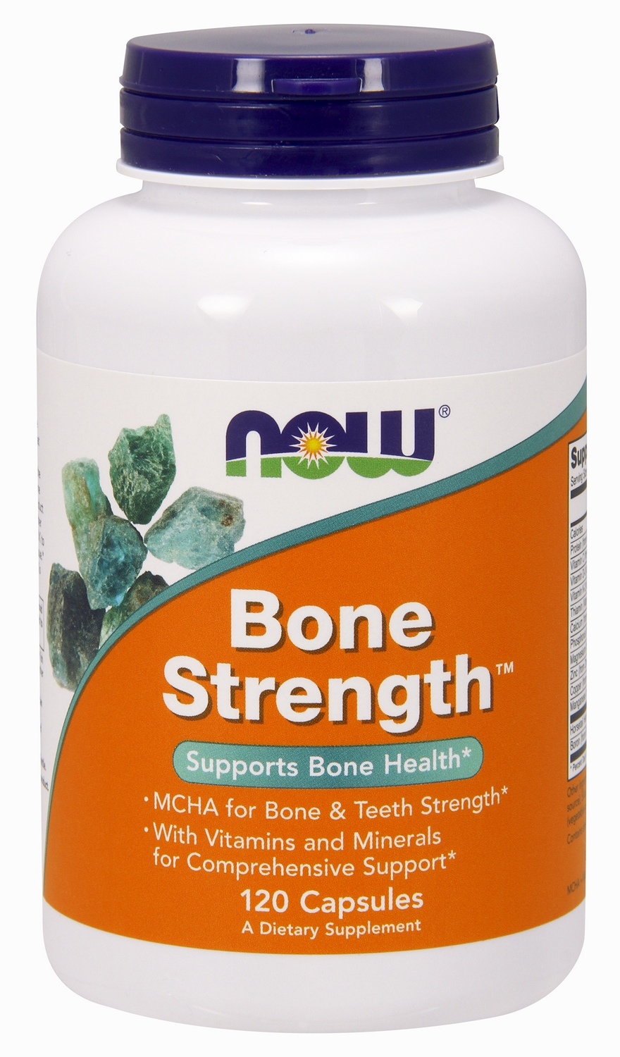 Bone Strength 120 caps by NOW Foods