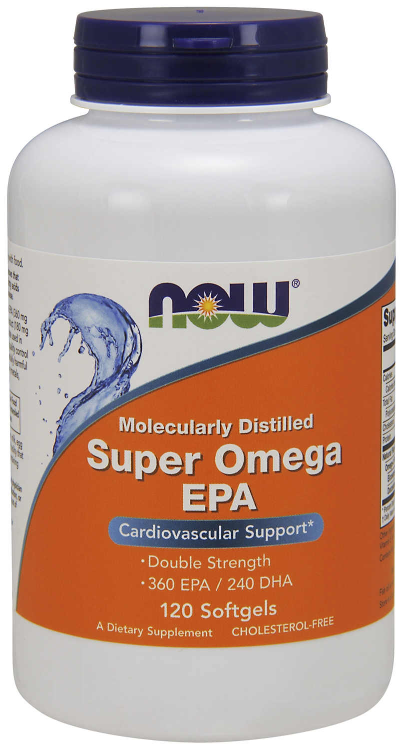 Super EPA 120 sgels by NOW