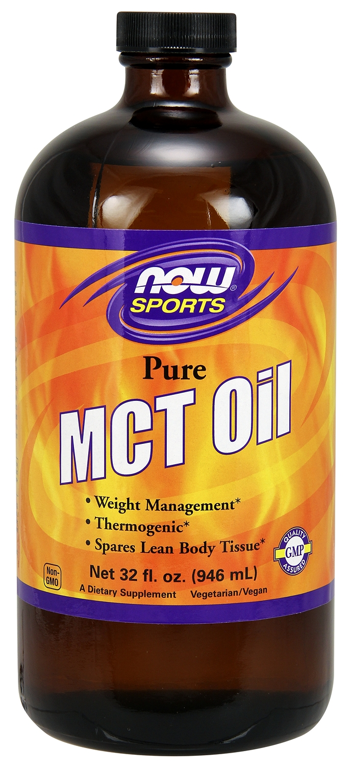 MCT Oil 32 fl oz. (946 ml) by NOW