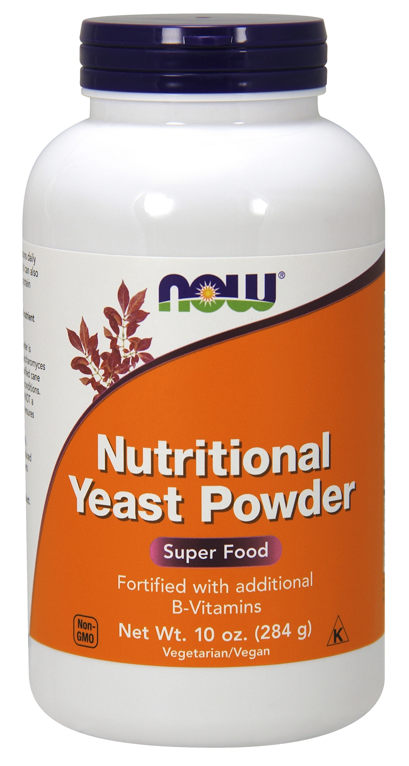 Nutritional Yeast Powder 10 oz (284 g) by NOW