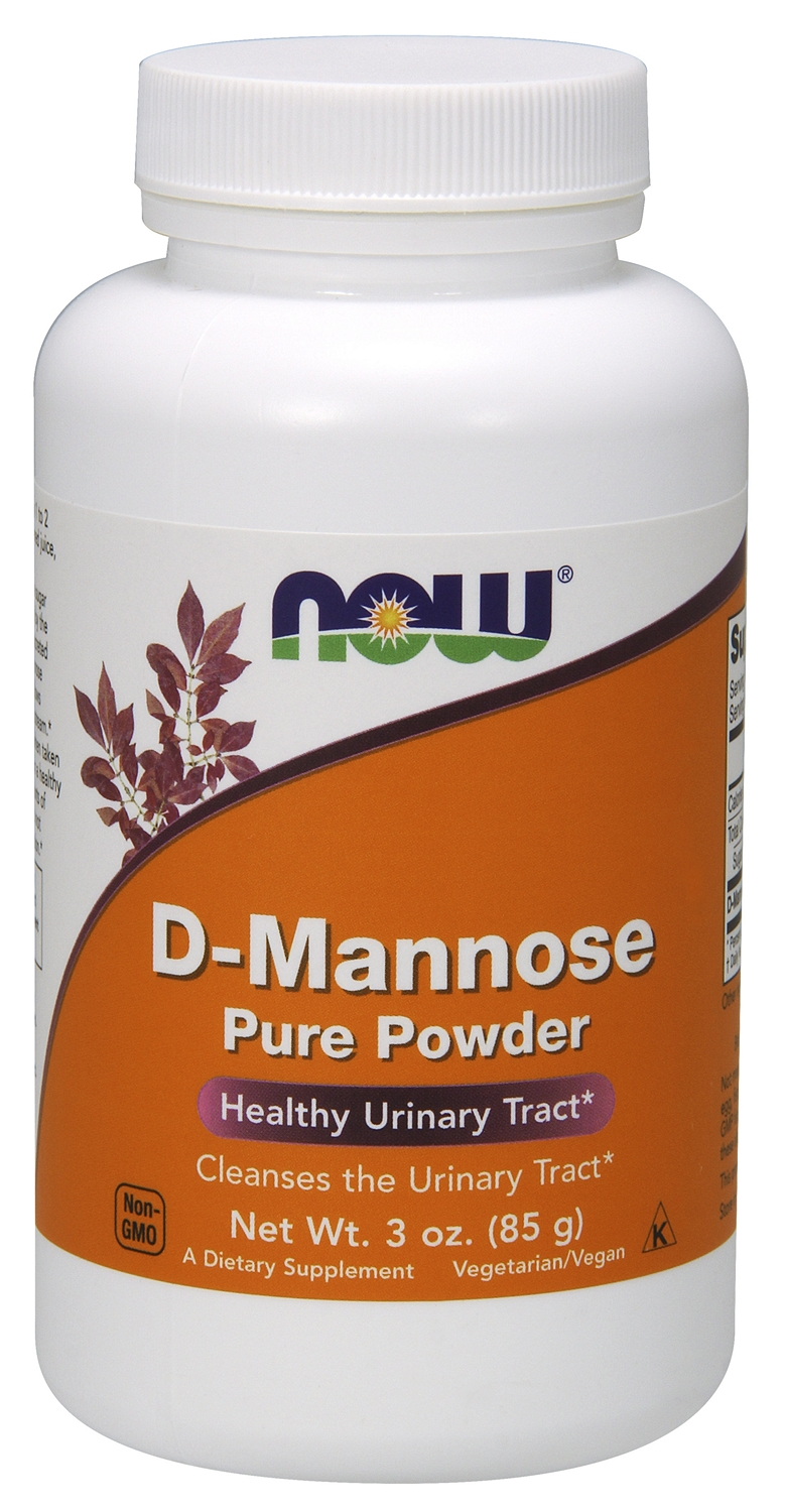 D-Mannose Powder 3 oz (85 g) by NOW