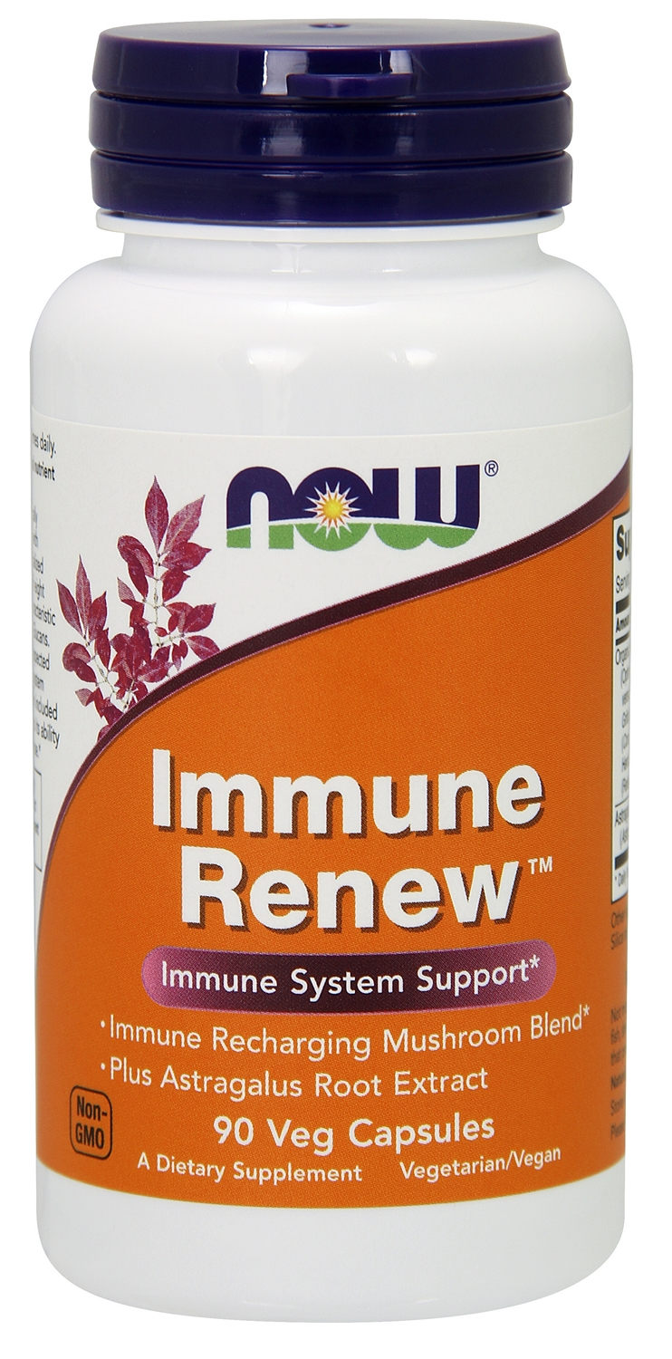 Immune Renew 90 Vcaps by NOW
