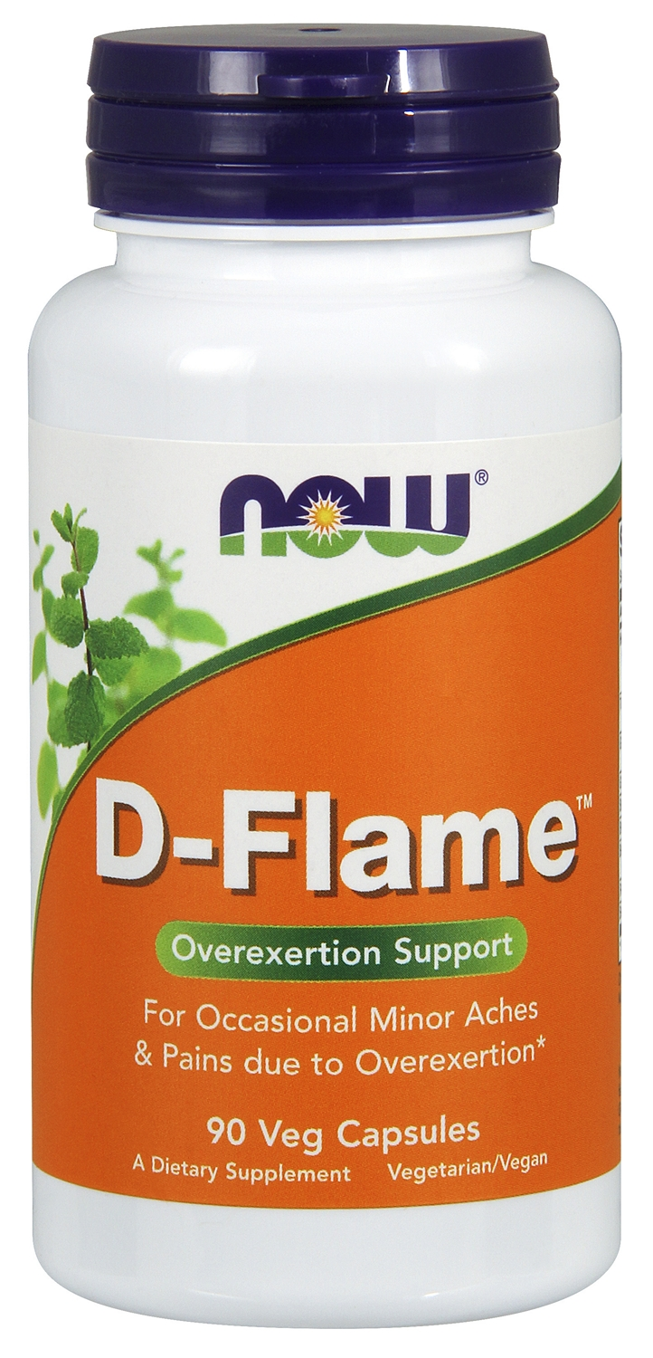 D-Flame 90 Vcaps by NOW
