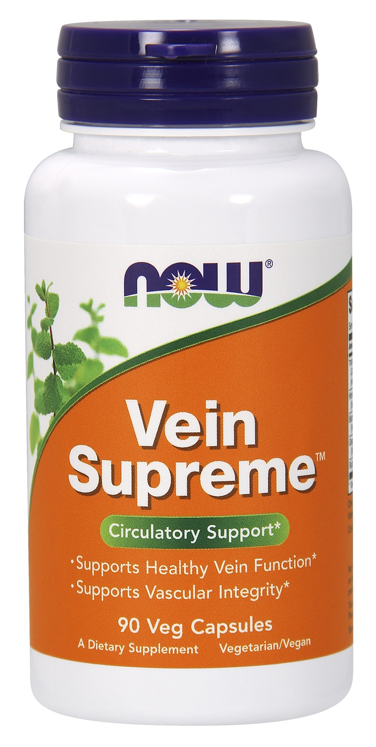 Vein Supreme 90 Vcaps by NOW