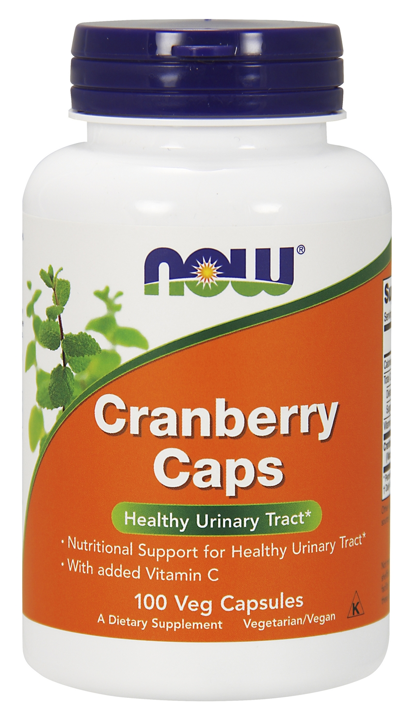 Cranberry Concentrate 100 caps by NOW