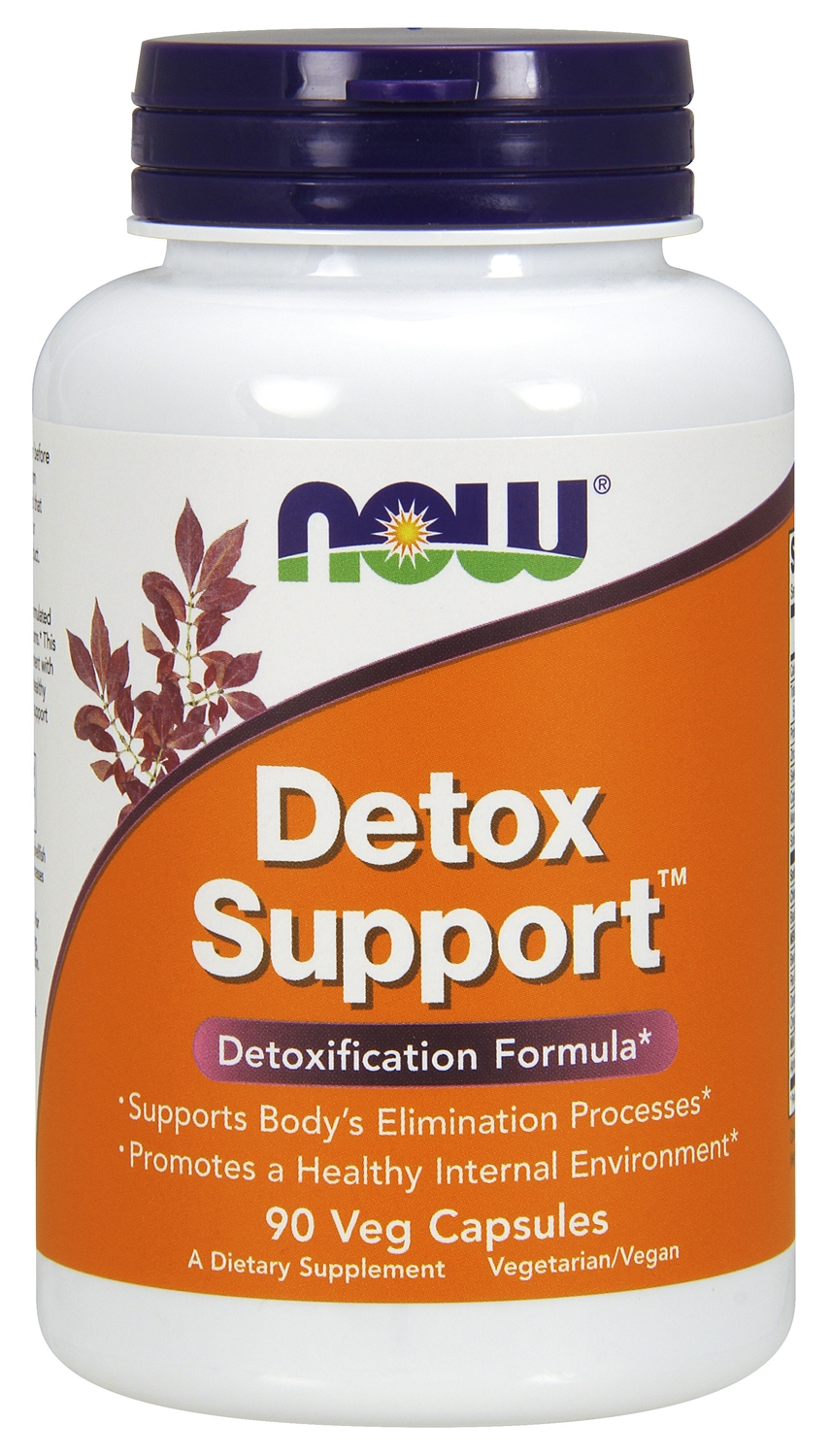 Detox Support 90 caps by NOW