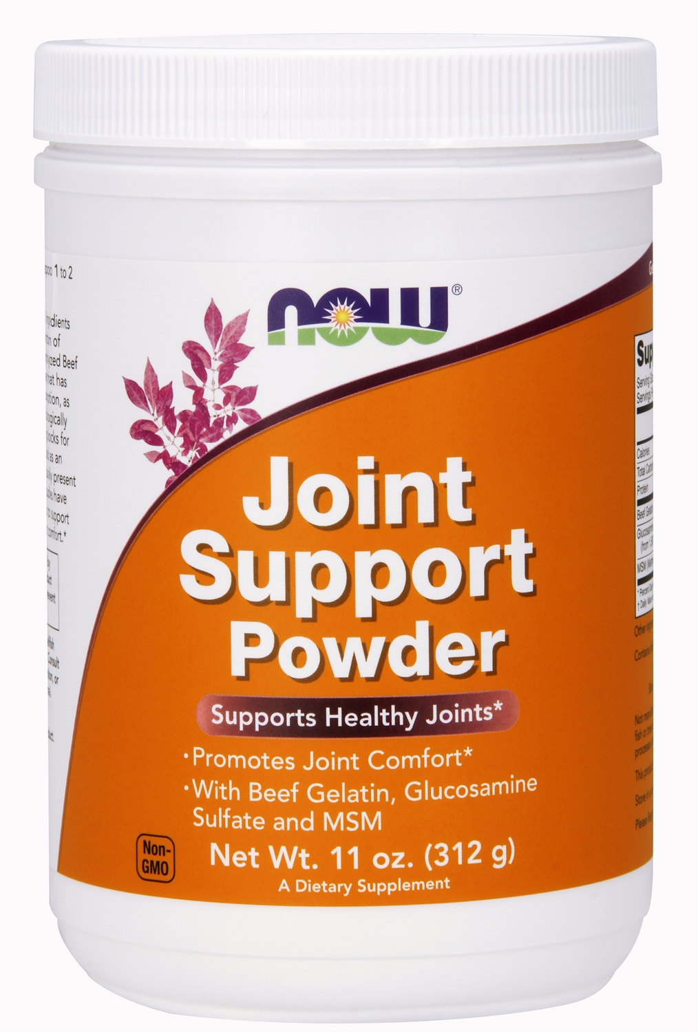 Joint Support Powder 11 oz (312 g) by NOW