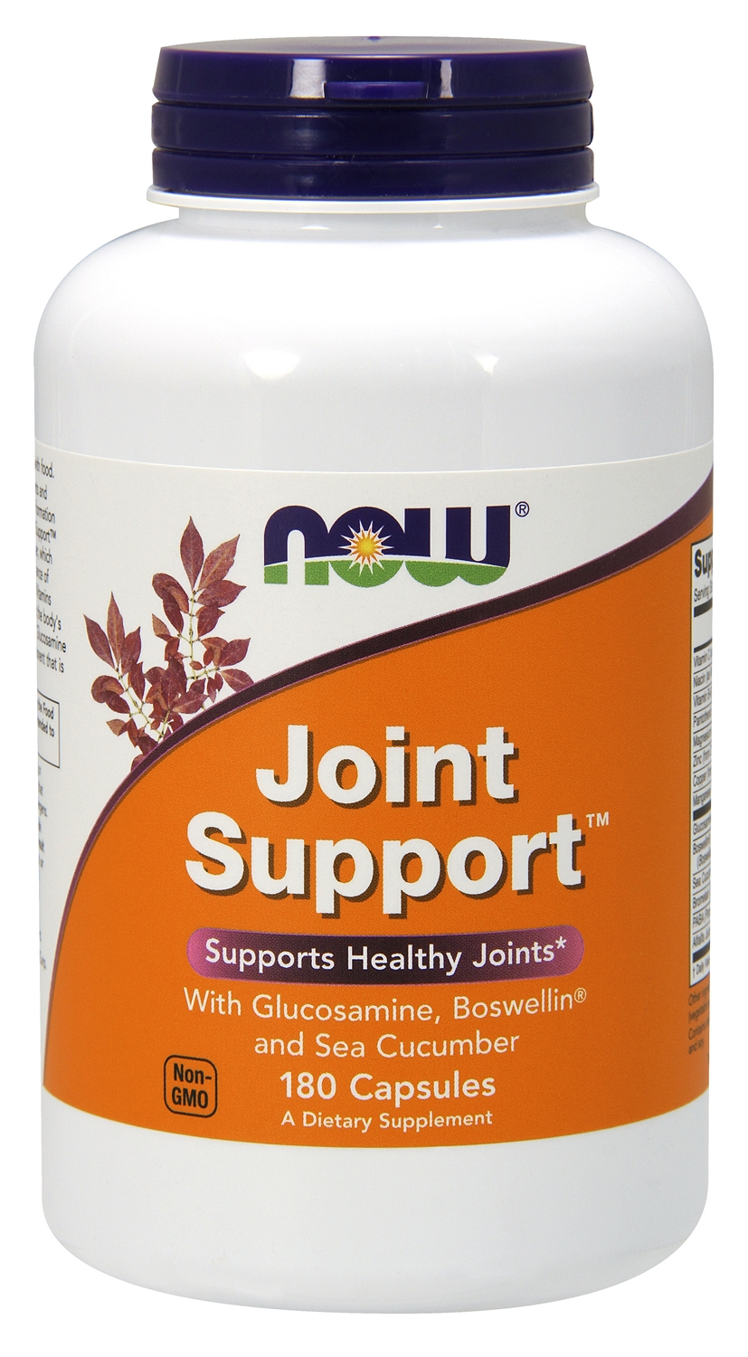 Joint Support 180 caps by NOW