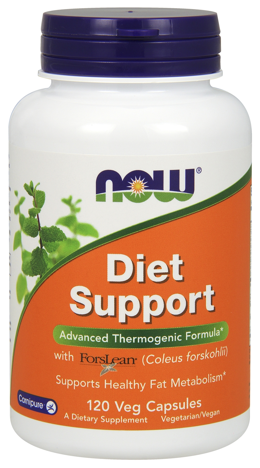 Diet Support 120 Vcaps by NOW