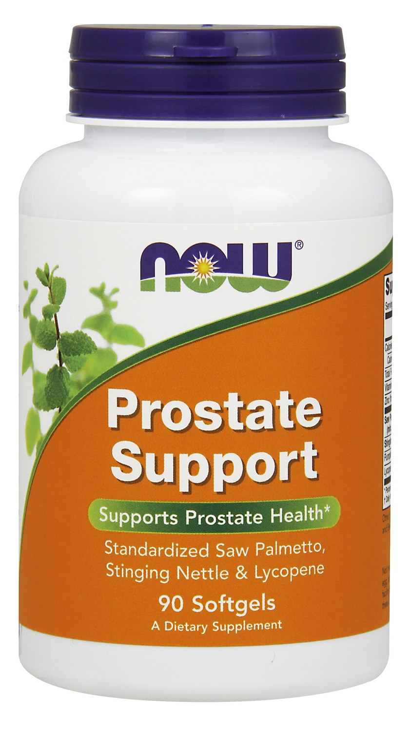 Prostate Support 90 sgels by NOW