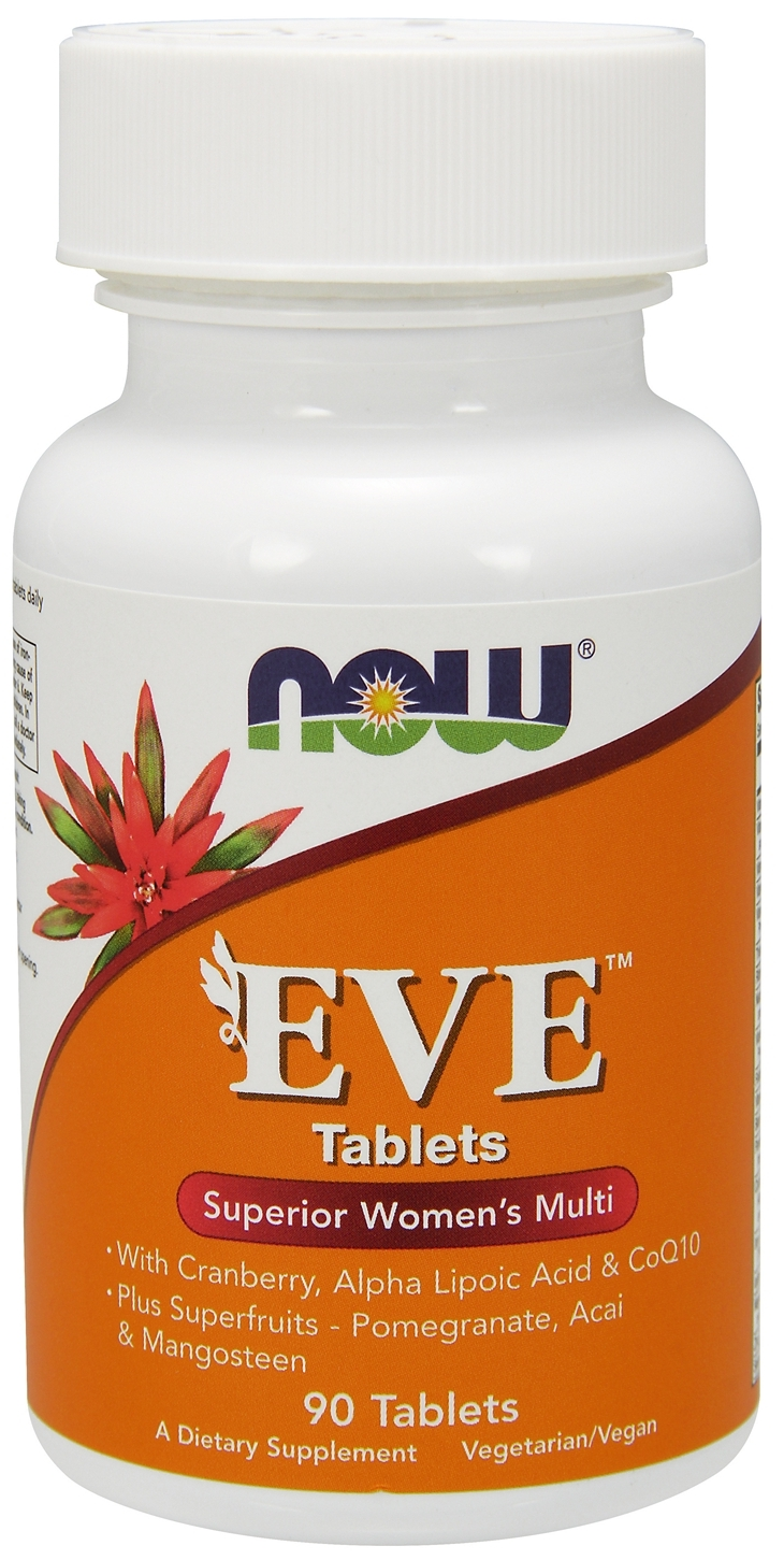 Eve Superior Women's Multi 180 tabs by Now