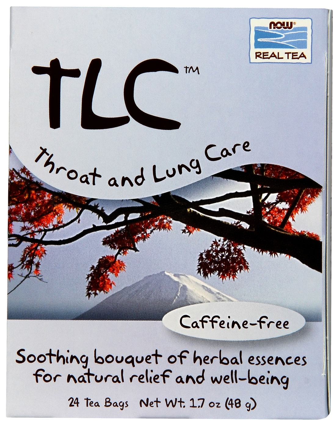 TLC Tea 24 Tea Bags by NOW