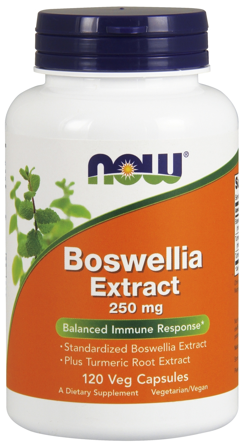 Boswellia Extract 250 mg 120 Vcaps by NOW