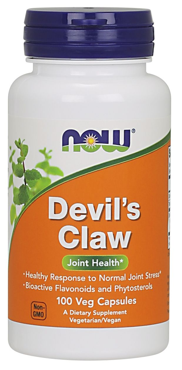 Devil's Claw 100 caps by NOW