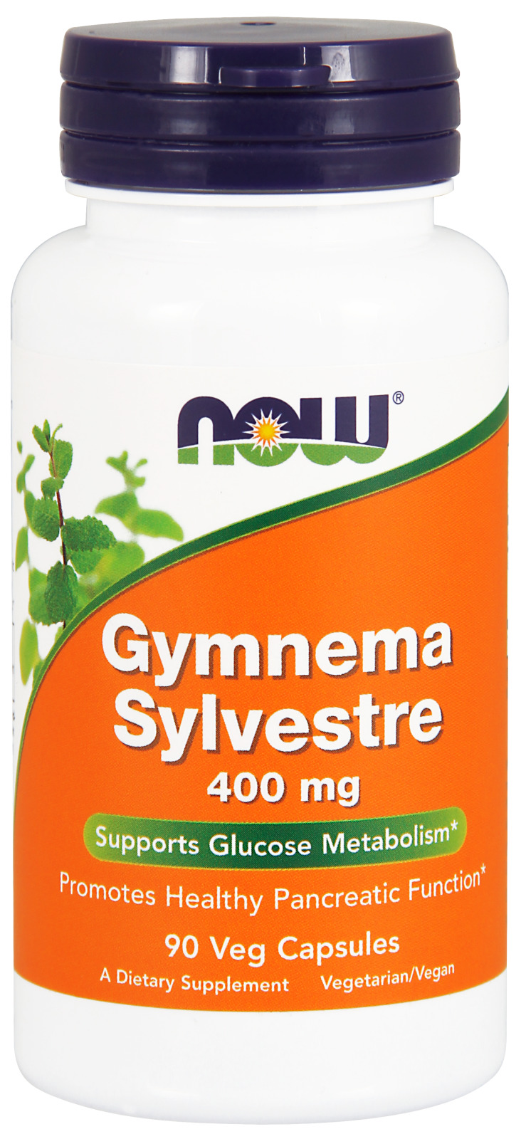 Gymnema Sylvestre 400 mg 90 caps by NOW