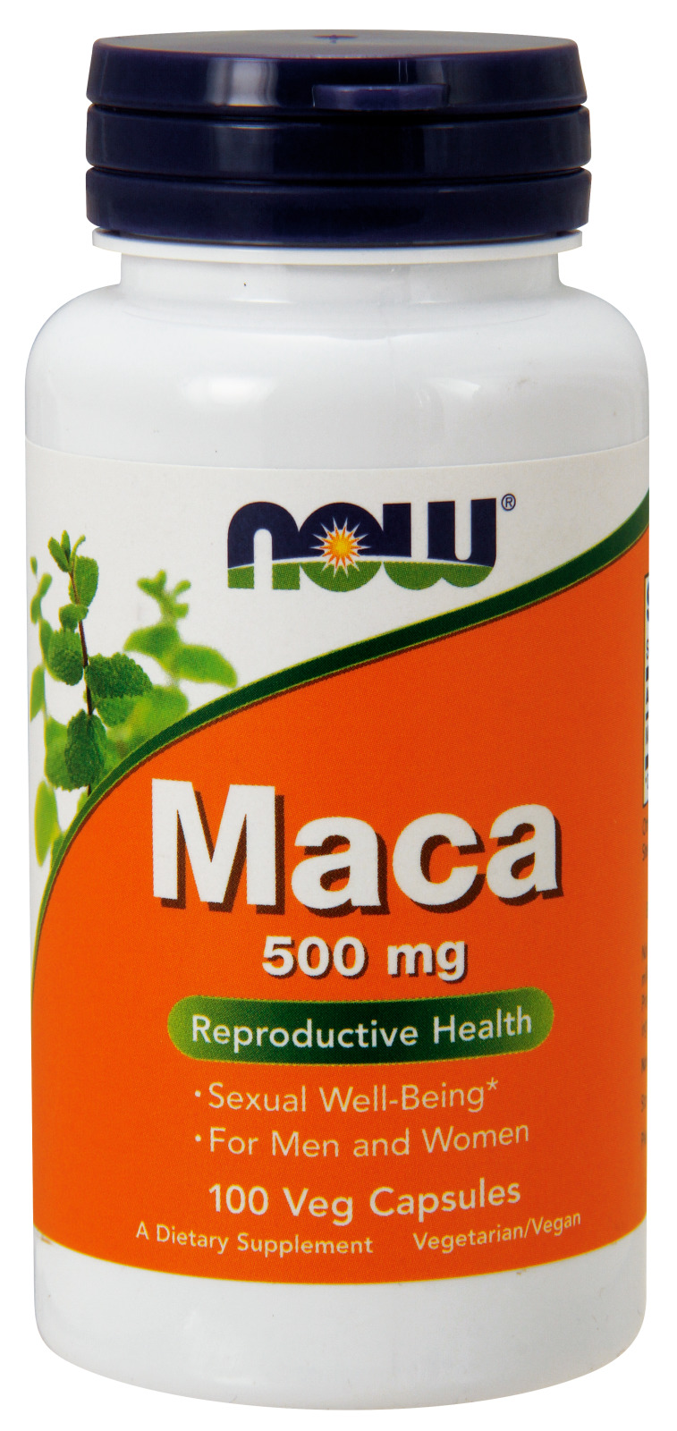 Maca 500 mg 100 caps by NOW