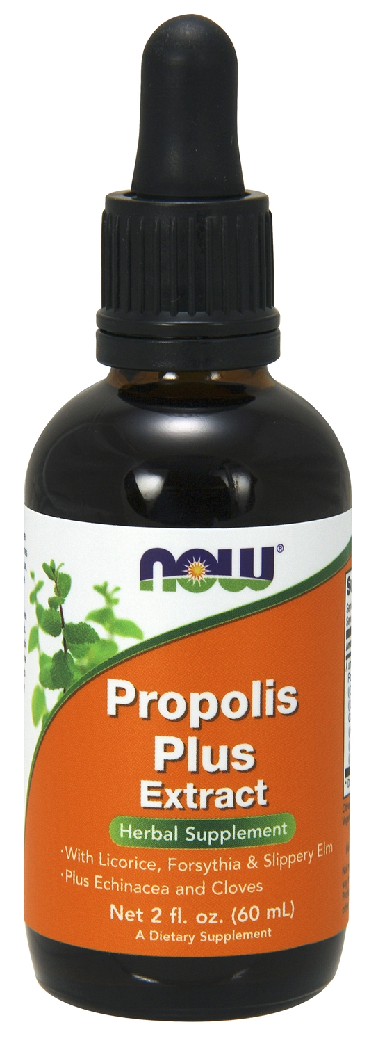 Propolis Plus Extract 2 fl oz (60 ml) by NOW